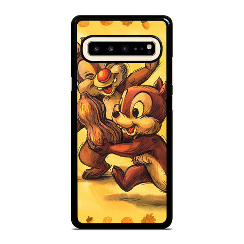CHIP AND DALE CARTOON Samsung Galaxy S10 5G Case Cover