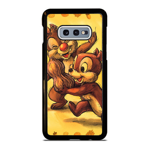 CHIP AND DALE CARTOON Samsung Galaxy S10e Case Cover