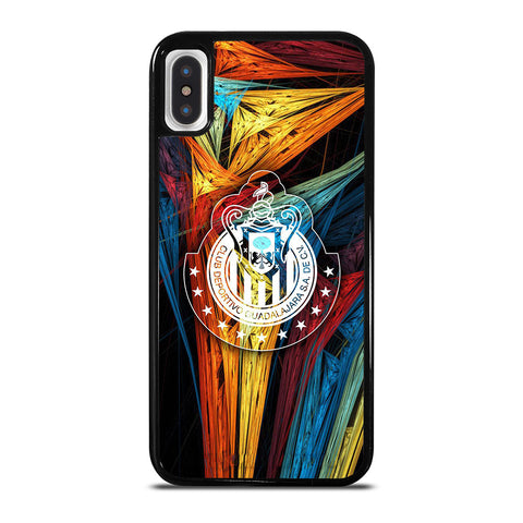 CHIVAS DE GUADALAJARA COLOR FULL iPhone X / XS Case Cover