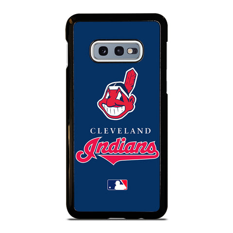 CLEVELAND INDIANS MLB TEAM Samsung Galaxy S10e Case Cover