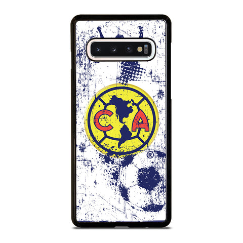 CLUB AMERICA AGUILAS FOOTBALL CLUB ART Samsung Galaxy S10 Case Cover