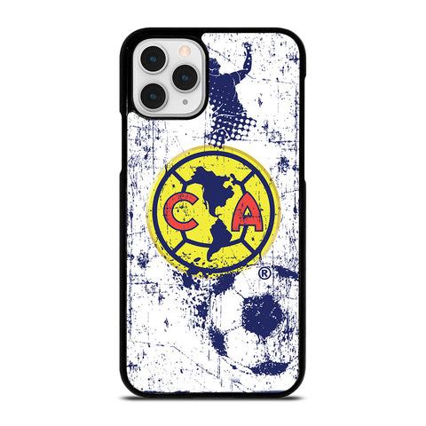 CLUB AMERICA AGUILAS FOOTBALL CLUB ART iPhone 11 Pro Case Cover