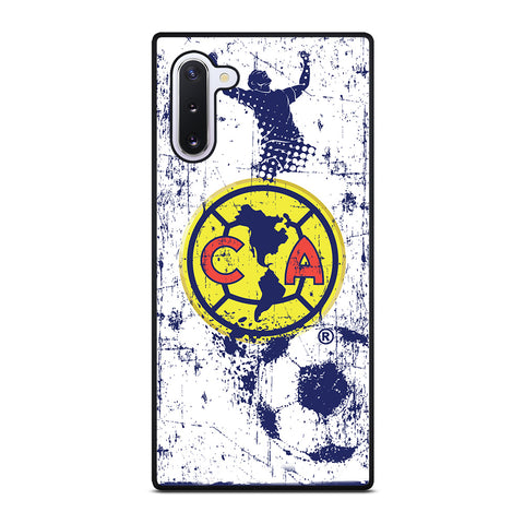CLUB AMERICA AGUILAS FOOTBALL CLUB ART Samsung Galaxy Note 10 Case Cover