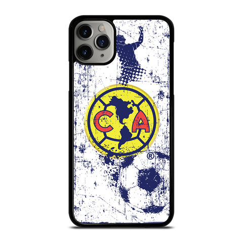 CLUB AMERICA AGUILAS FOOTBALL CLUB ART iPhone 11 Pro Max Case Cover