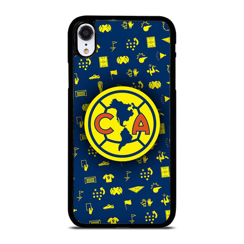 CLUB AMERICA AGUILAS FOOTBALL CLUB iPhone XR Case Cover