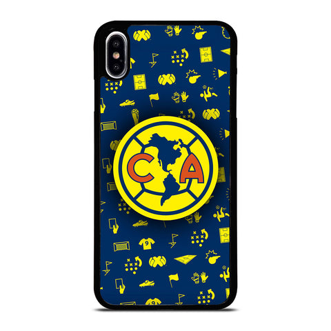 CLUB AMERICA AGUILAS FOOTBALL CLUB iPhone XS Max Case Cover