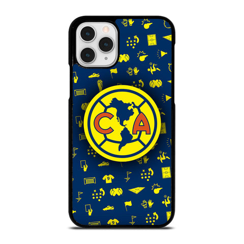 CLUB AMERICA AGUILAS FOOTBALL CLUB iPhone 11 Pro Case Cover
