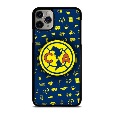 CLUB AMERICA AGUILAS FOOTBALL CLUB iPhone 11 Pro Max Case Cover