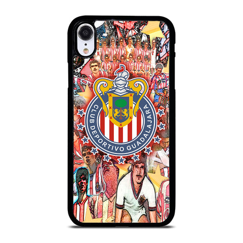 CLUB DEPORTIVO GUADALAJARA CHIVAS iPhone XR Case Cover