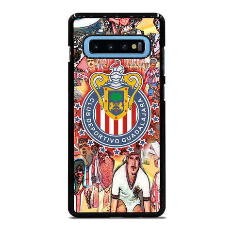 CLUB DEPORTIVO GUADALAJARA CHIVAS Samsung Galaxy S10 Plus Case Cover