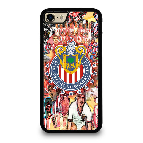 CLUB DEPORTIVO GUADALAJARA CHIVAS iPhone 7 / 8 Case Cover