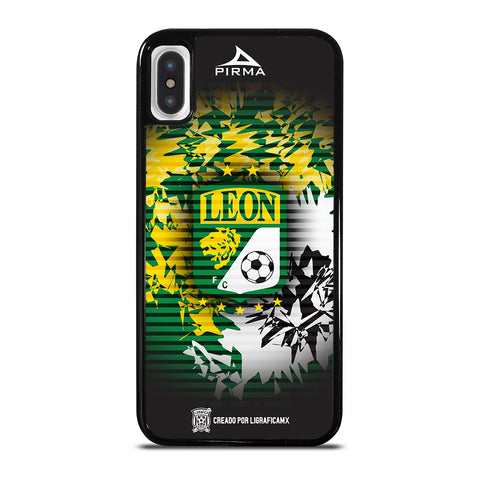 CLUB LEON FOOTBALL CLUB iPhone X / XS Case Cover