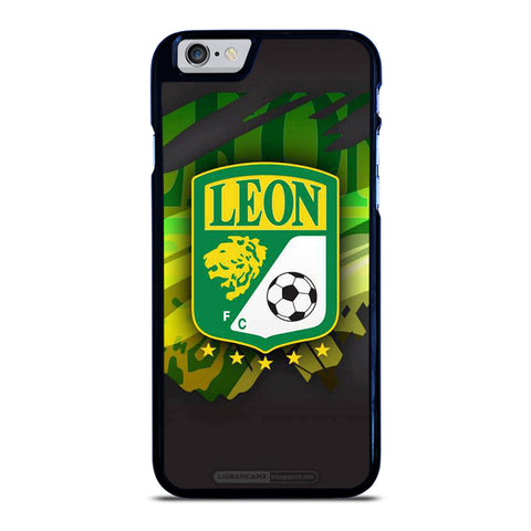 CLUB LEON FOOTBALL LOGO iPhone 6 / 6S Case Cover