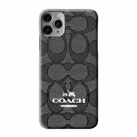 COACH NEW YORK CHARLIE SIGNATURE iPhone 3D Case Cover