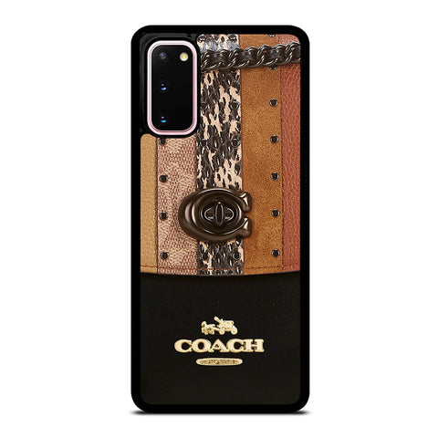 COACH NEW YORK NEW Samsung Galaxy S20 Case Cover