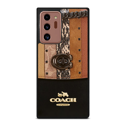 COACH NEW YORK NEW Samsung Galaxy Note 20 Ultra Case Cover