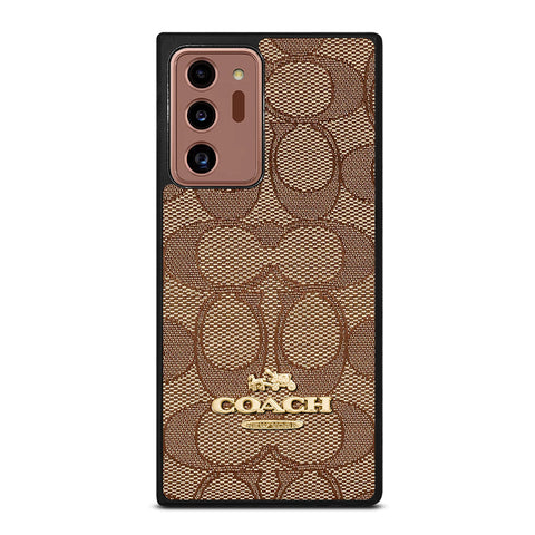 COACH NEW YORK PATTERN Samsung Galaxy Note 20 Ultra Case Cover