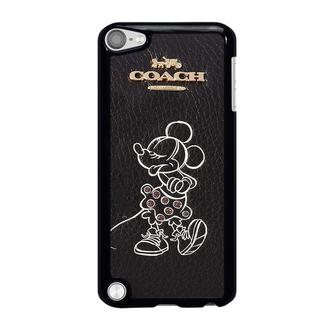 COACH DISNEY MINNIE MOUSE iPod Touch 5 Case