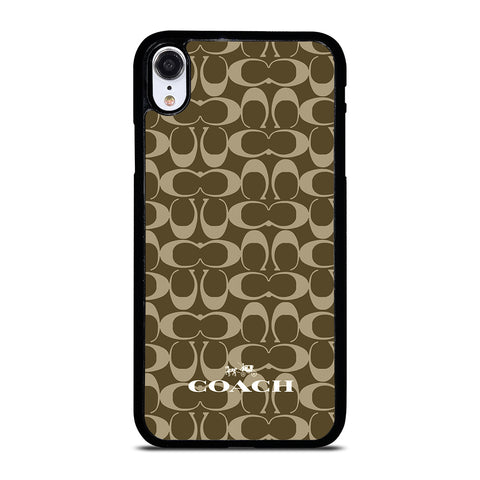COACH NEW YORK ICON iPhone XR Case Cover
