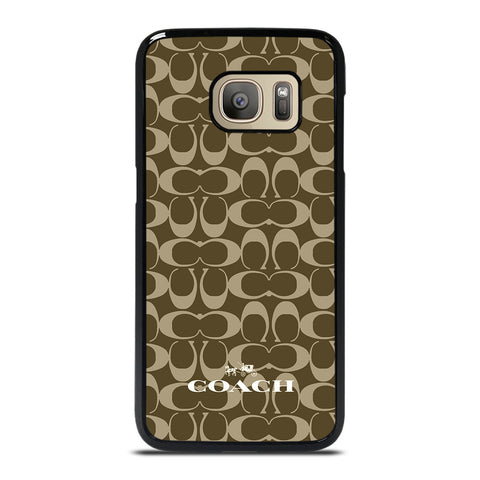 COACH NEW YORK ICON Samsung Galaxy S7 Case Cover