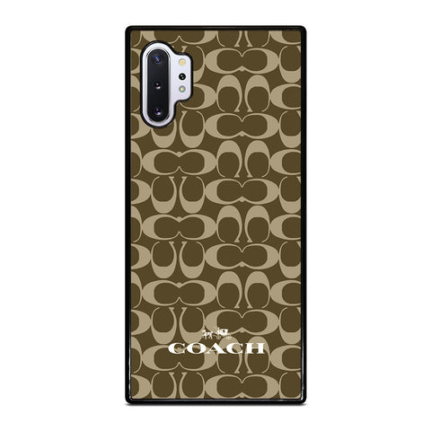COACH NEW YORK ICON Samsung Galaxy Note 10 Plus Case Cover