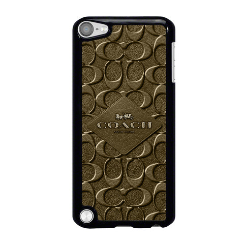 COACH NEW YORK LOGO iPod Touch 5 Case