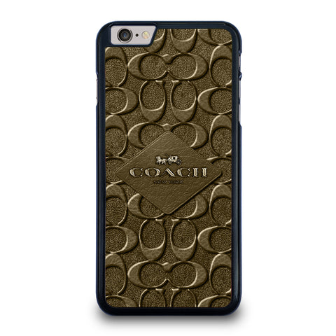 COACH NEW YORK LOGO iPhone 6 / 6S Plus Case Cover