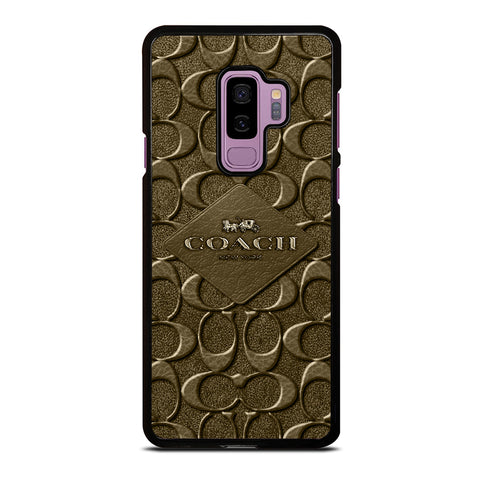 COACH NEW YORK LOGO Samsung Galaxy S9 Plus Case Cover