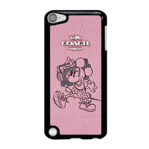 COACH NEW YORK MICKEY MOUSE iPod Touch 5 Case