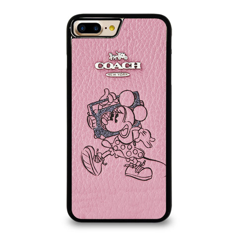 COACH NEW YORK MICKEY MOUSE iPhone 7 / 8 Plus Case Cover