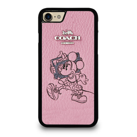 COACH NEW YORK MICKEY MOUSE iPhone 7 / 8 Case Cover