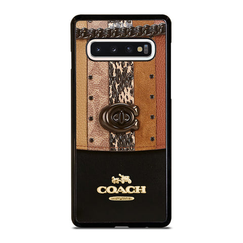 COACH NEW YORK NEW Samsung Galaxy S10 Case Cover