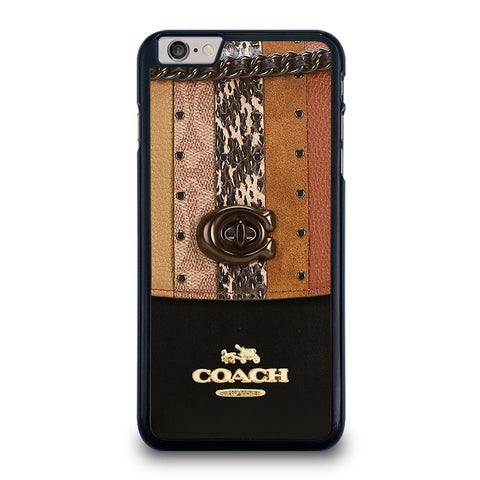COACH NEW YORK NEW iPhone 6 / 6S Plus Case Cover