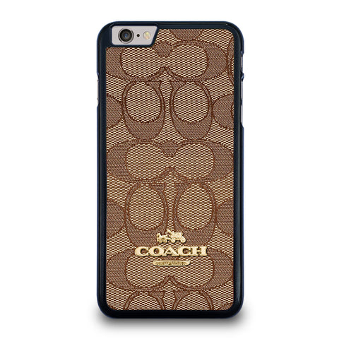 COACH NEW YORK PATTERN iPhone 6 / 6S Plus Case Cover