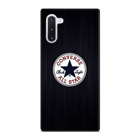 CONVERSE ALL STAR LOGO Samsung Galaxy Note 10 Case Cover