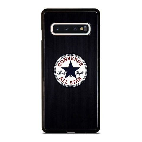 CONVERSE ALL STAR LOGO Samsung Galaxy S10 Case Cover