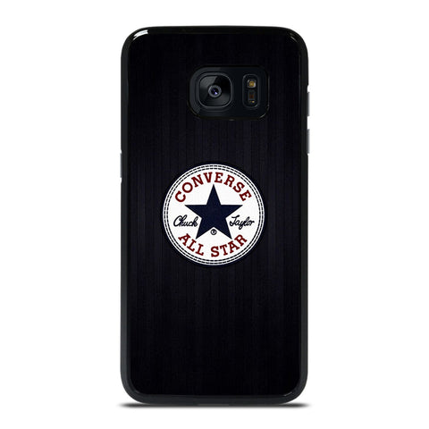 CONVERSE ALL STAR LOGO Samsung Galaxy S7 Edge Case Cover