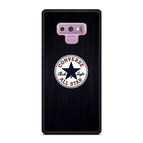 CONVERSE ALL STAR LOGO Samsung Galaxy Note 9 Case Cover