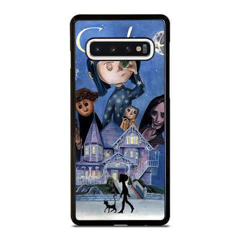 CORALINE ART amsung Galaxy S10 Case Cover