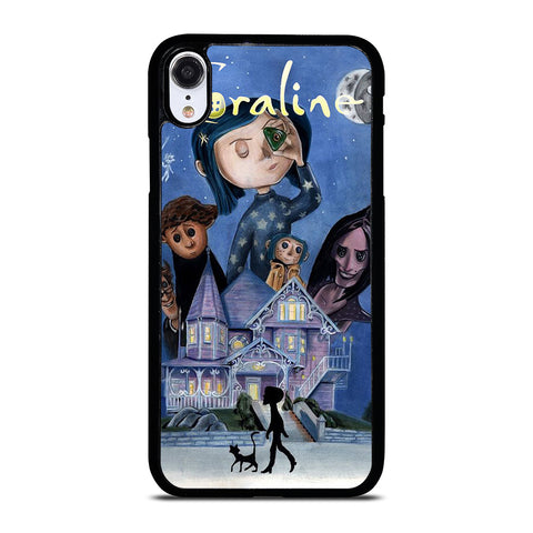 CORALINE ART iPhone XR Case Cover