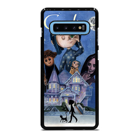 CORALINE ART Samsung Galaxy S10 Plus Case Cover