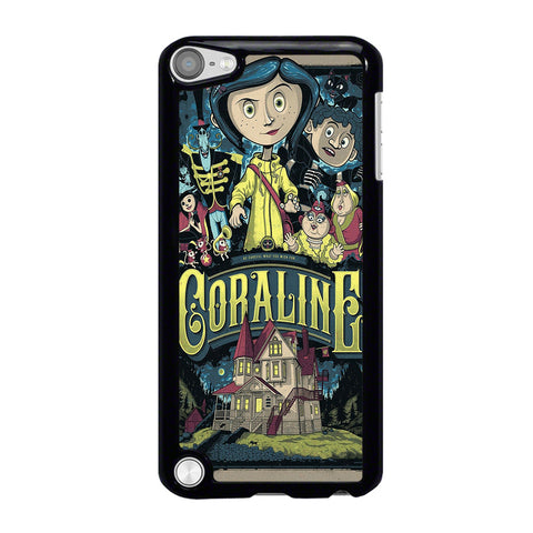 CORALINE CARTOON iPod Touch 5 Case