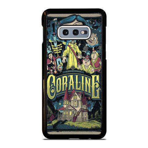 CORALINE CARTOON Samsung Galaxy S10e Case Cover