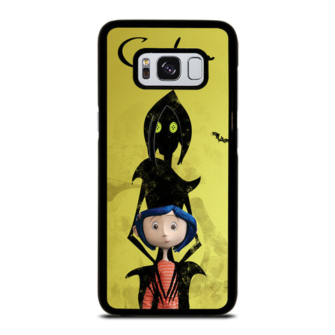 CORALINE CARTOON MOVIE Samsung Galaxy S8 Case Cover