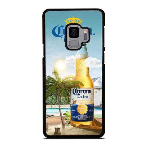 CORONA BEER POSTER-samsung-galaxy-s9-case-cover