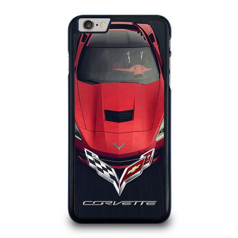 CORVETTE CAR RED LOGO iPhone 6 / 6S Plus Case Cover