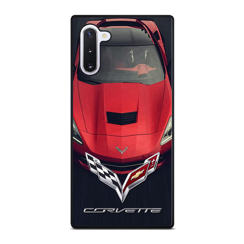 CORVETTE CAR RED LOGO Samsung Galaxy Note 10 Case Cover