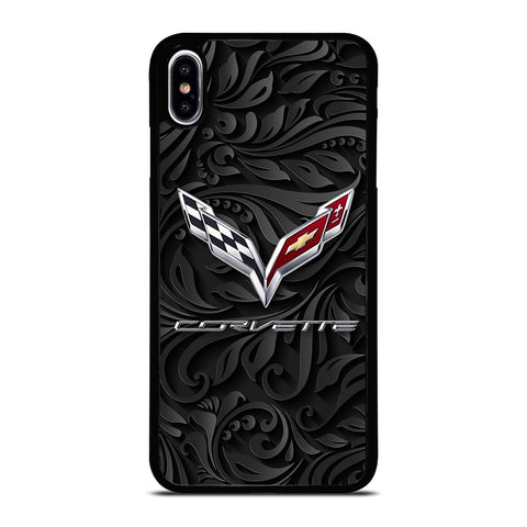 CORVETTE CHEVY SYMBOL iPhone XS Max Case Cover