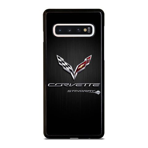 CORVETTE STINGRAY C7 SYMBOL Samsung Galaxy S10 Case Cover