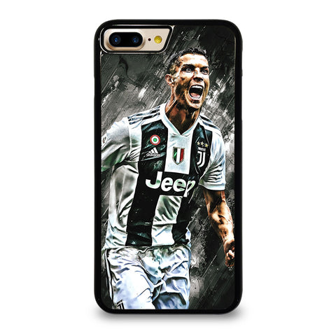 CR7 CRISTIANO RONALDO JUVENTUS FC iPhone 7 / 8 Plus Case Cover
